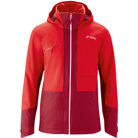 Maier Sports Gravdal XO Jas Heren, rio red